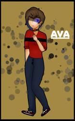 Ava drawing by DRAWINGGIRL10