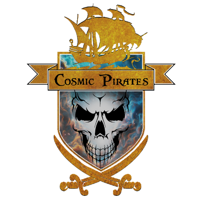 Cosmic pirates Clan badge v2 by BloodySickk