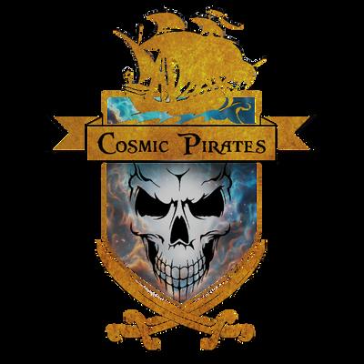 Cosmic pirates Clan badge v2 by BloodySickk