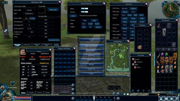 Nestya2 - Game User Interface Code