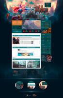 Taisho2 - Webdesign