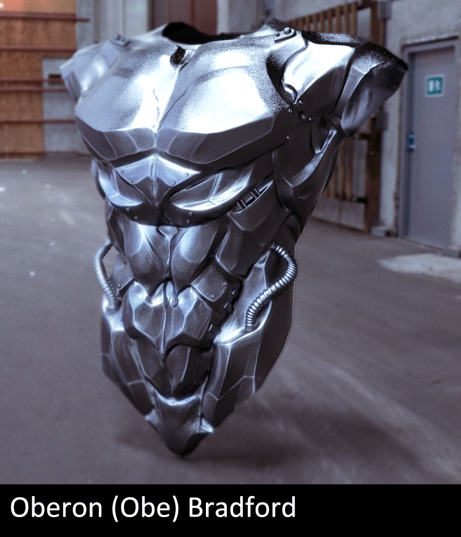 Armour speedsculpt by ObeBradford