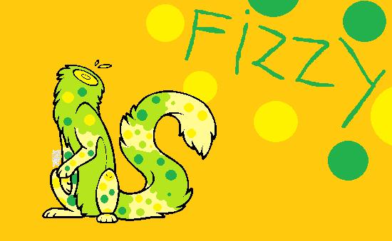 Fizzy (New Headless OC) by rosey12094