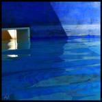 Remarks on Blue