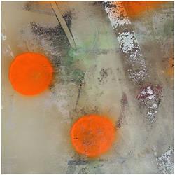 Sending you orange kisses by AiniTolonen