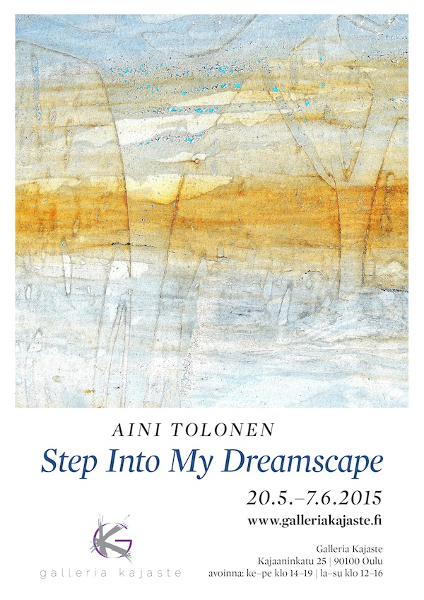 Step Into My Dreamscape (Exhibition) by AiniTolonen