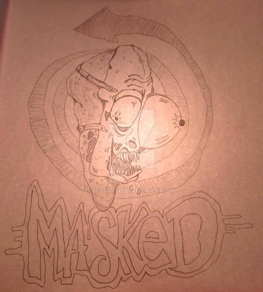 Masked...scaRy kids... by FETT1