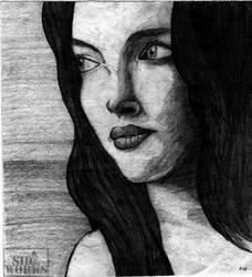 She by siddarthsherpa