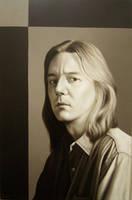 self-portrait, grisaille by renato54