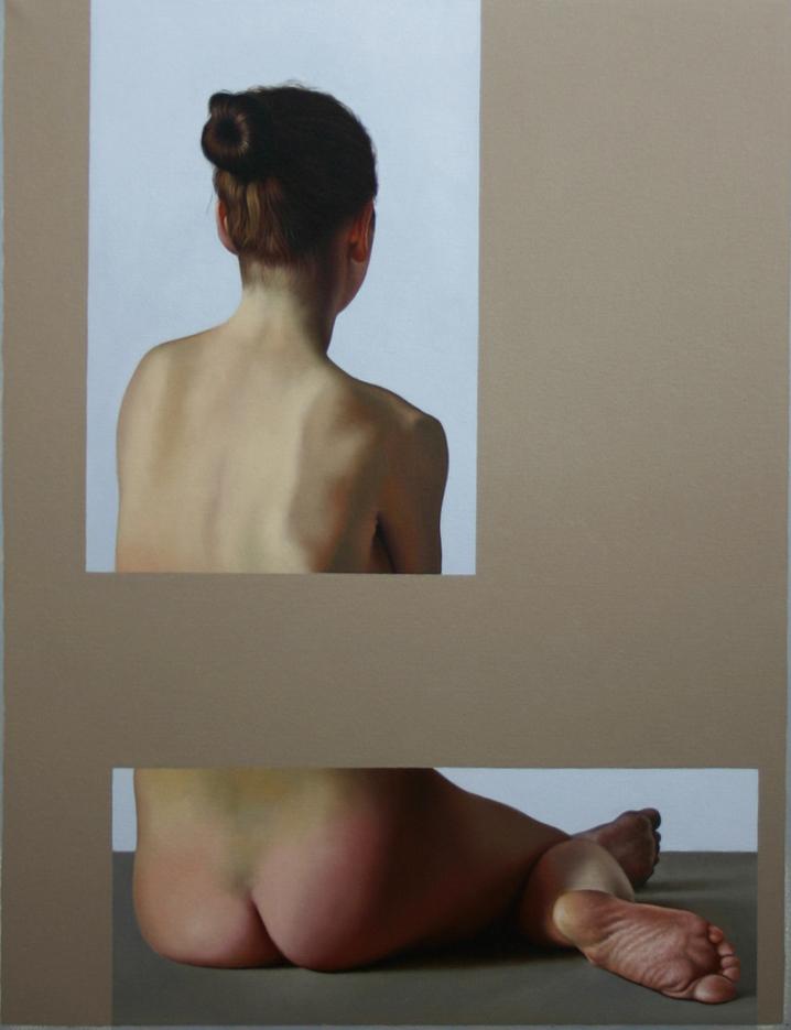 RUPTURA- 80x60 cm. by renato54
