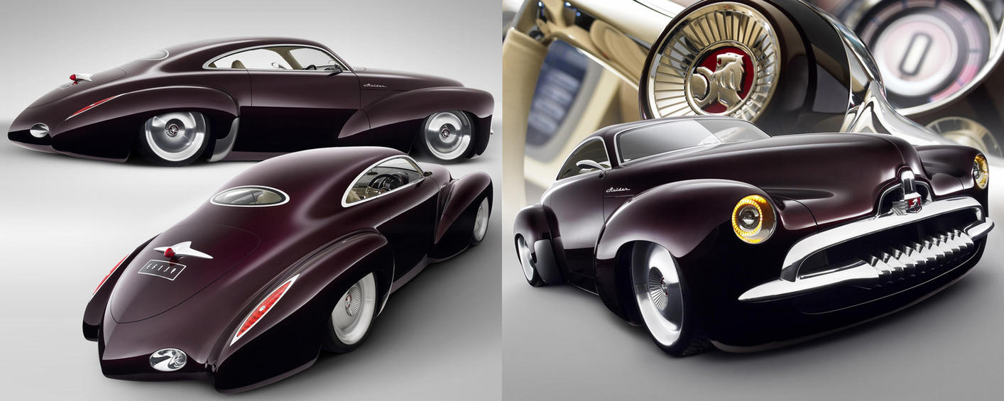 Holden Efijy Concept by