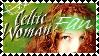 Celtic Woman Fan Stamp