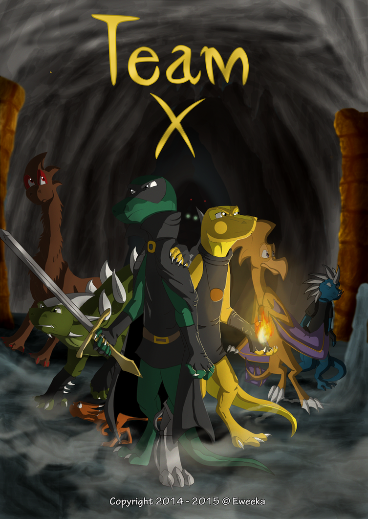 Team X cover by Eveeka