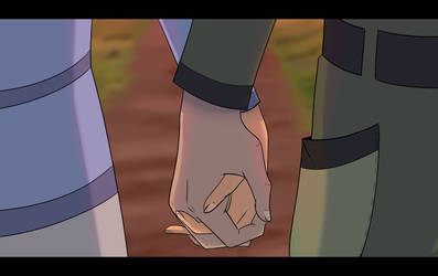 [FS] Holding your hand by Eveeka