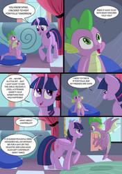 MLP FIM TLA pg 48: Twilight