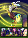 MLP FIM TLA pg 154: The sacrifice