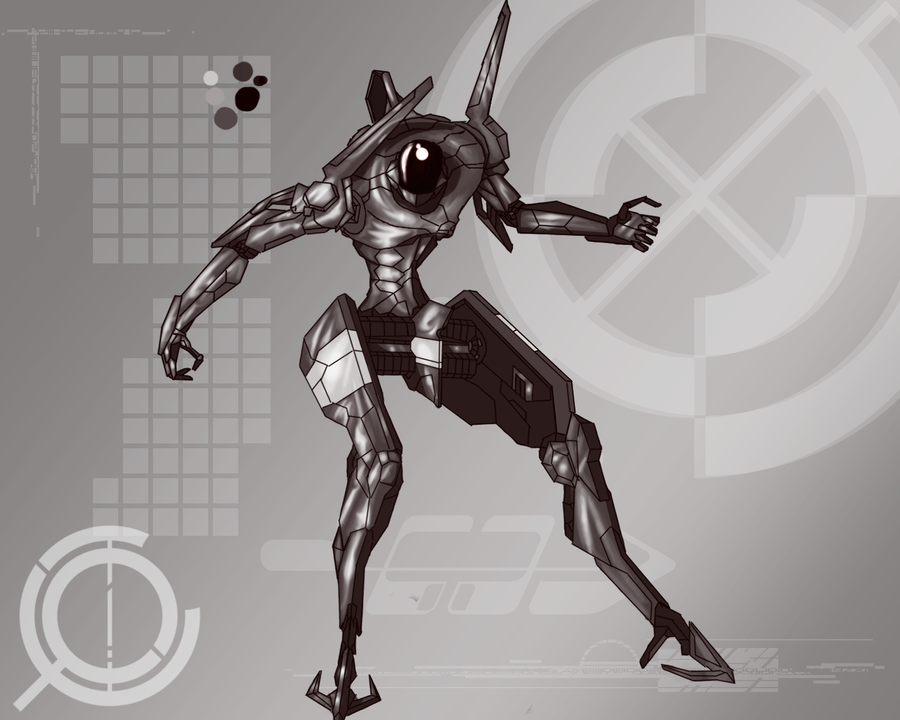 Aerobolt Model by Gallantnightmare