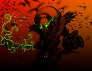 The Cursed Bandito by Gallantnightmare