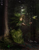 Mother Nature by DigitalPhantasy