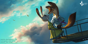 Stole Judy's heart