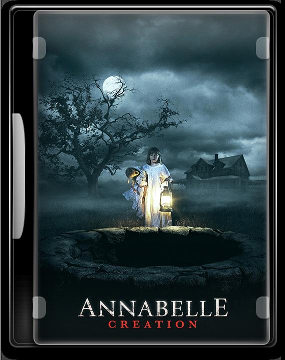 Annabelle Creation 2017 Dvd Icon By Moeinmoradi On Deviantart