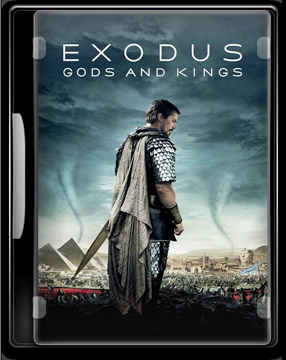 Exodus Gods And Kings 2014 Dvd Icon By Moeinmoradi On Deviantart
