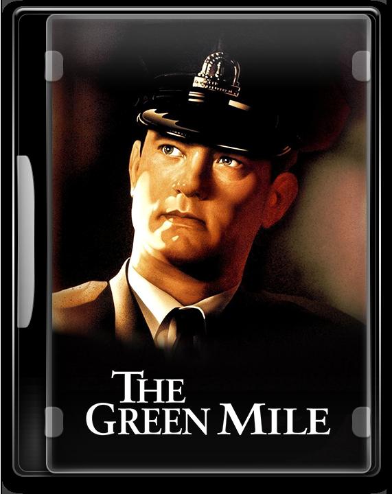 The Green Mile 1999 Dvd Icon By Moeinmoradi On Deviantart