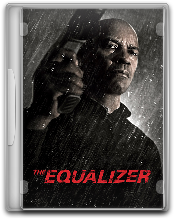 The Equalizer 2014 Dvd Icon By Moeinmoradi On Deviantart