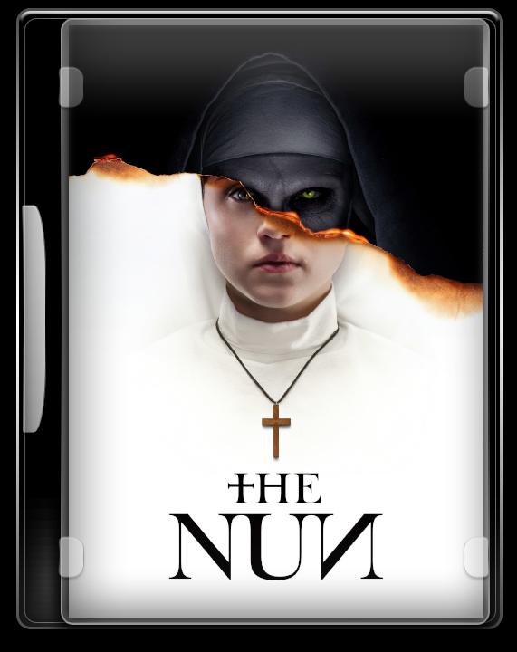 The Nun 2018 Dvd Icon By Moeinmoradi On Deviantart