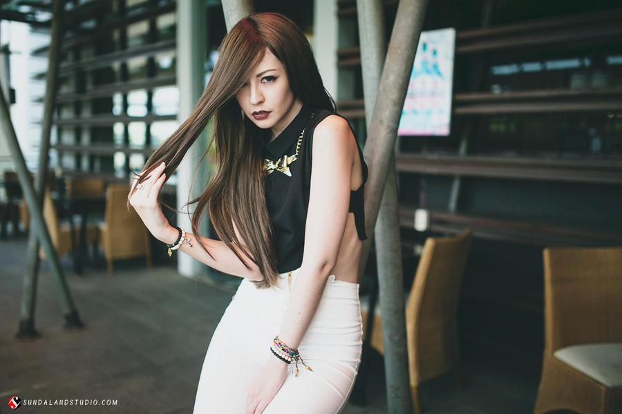 Naomi Lee III by BataraKresna