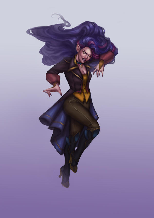 Vampire by Sinapsa