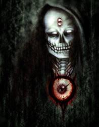 Ghoul by MARRASKUUveri