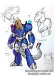 Sheriff Horne Armor Concept