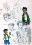 DinoKnights Sketches 15 - Jason James