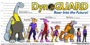 DynoGuard Heroes Lineup