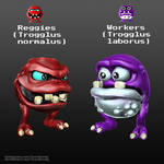 Troggle 3d Redesigns
