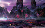 The Violet Wastes