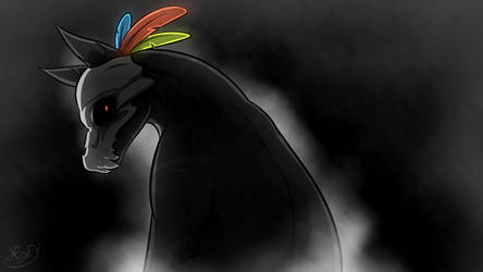 Black Hound by NissaFY