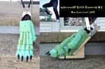 Werewolf Stilt Foaming V3