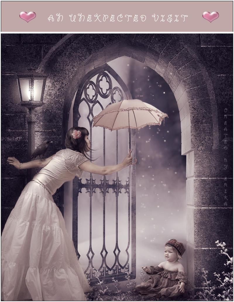 """An Unexpected Visit - Anjelica & Ella"""