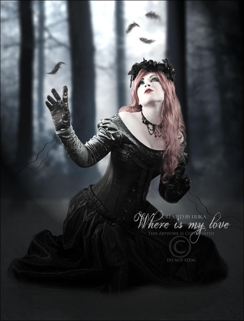Where is my love by Doucesse