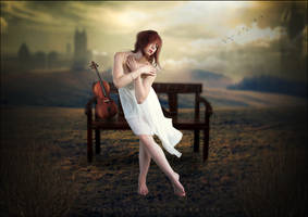 She Dances Alone by Doucesse