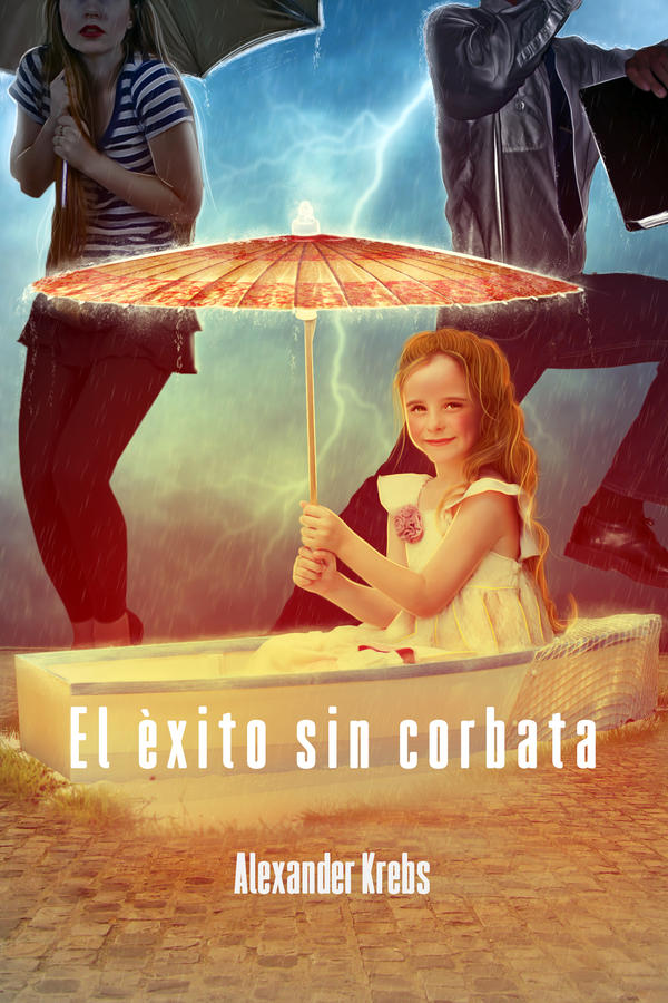 El exito sin corbata ( BOOK COVER COMMISSION ) by Doucesse