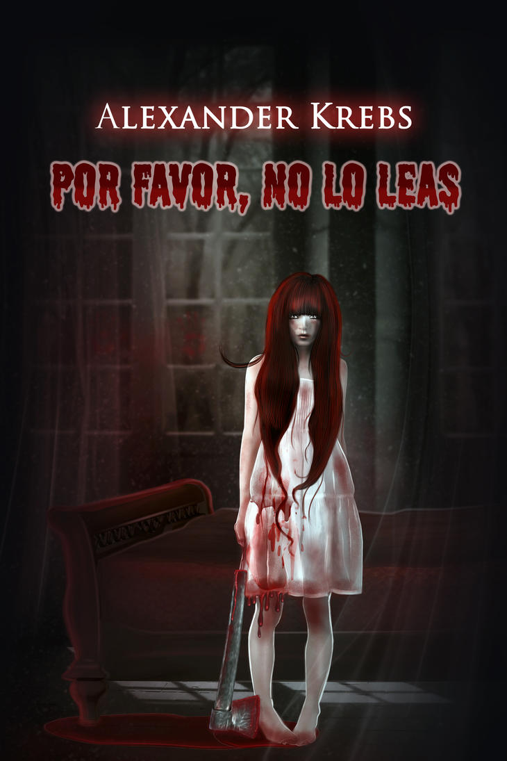 POR FAVOR NO LO LEAS ( Book Cover Commission ) by Doucesse