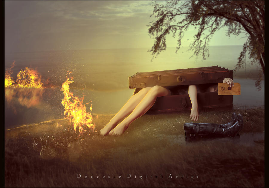 Leave or Die by Doucesse