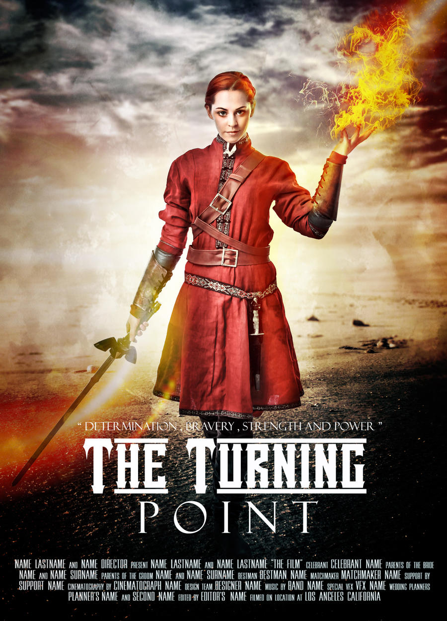 The Turning Point [ example movie poster ] by Doucesse on ...