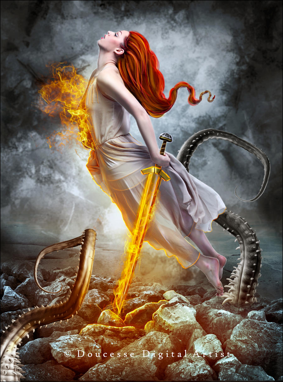 Kill the Fire by Doucesse