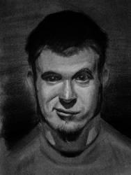 1 Hour Self Portrait by TinyPEN15