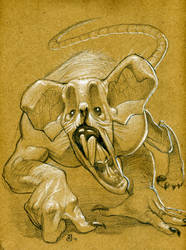 Rat Bastage by TinyPEN15