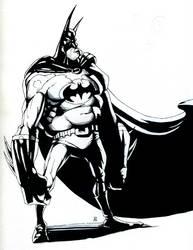 Holy batman.. batman by TinyPEN15